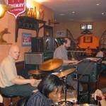 Duo avec Eric Dervieu 2003